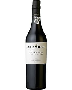 Churchill-Graham, 20 Y.O. Tawny 0,50 cl.