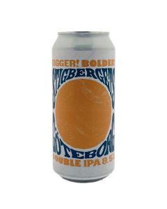 Stigbergets - Bigger! Bolder! 44 cl.
