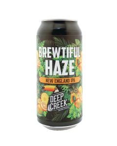 Deep Creek - Brewtiful Haze 44 cl.