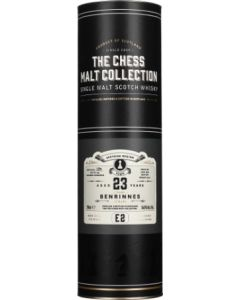 The Chess Malt Collection, Benrinnes 23 Y.O., 56,9% 70 cl.