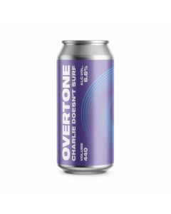 Overtone Brewing - Charlie Doesn't Surf 44 cl.