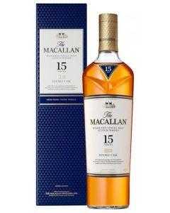 MacAllan, 15 Y.O. Double Cask, 43% 70 cl.