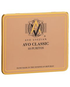 AVO Puritos Classic Cello 10 stk. metalæske