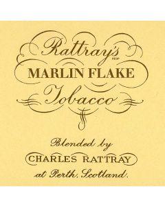 Marlin Flake - Rattray´s Tobak