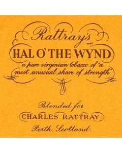 Hal O'The Wynd - Rattray's Tobak