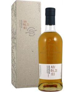 Ardnamurchan Distillery, AD 04:21:03 Single Malt, 46,8%