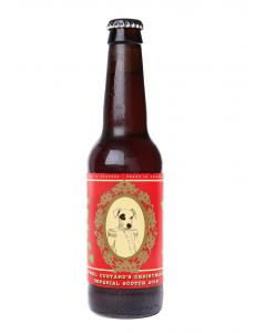 BlackIsle Brewing - Colonel Custard´s Christmas Ale 33 cl.
