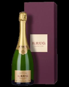 Krug, Grande Cuvée 166éme édition Brut i giftbox, 75 cl.