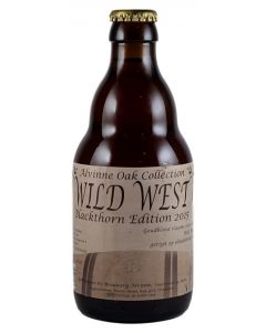 Alvinne Wild West Blackthorn Edition 2016 33 cl.