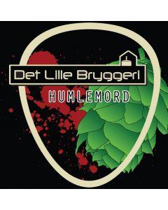 Det Lille Bryggeri - Humlemord 89 Green Diamonds 50 cl.