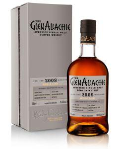 GlenAllachie, 2008 Chinquapin Barrel 12 Y.O., 56% 70 cl.