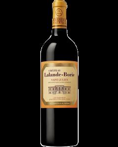 Château Lalande Borie, Saint Julien 2015, 75 cl.