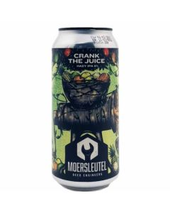 Moersleutel - Crank The Juice 44 cl.