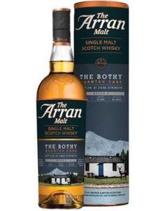 The Arran Malt, The Bothy Quarter Cask Batch 4, 53,8% 70 cl.