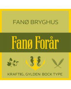 Fanø Bryghus - Fanø Forår 50 cl.