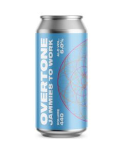 Overtone Brewing - Jammies To Work 44 cl.