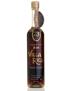 Mocambo, Villa Rica Single Barrel 23 anos, 75 cl.