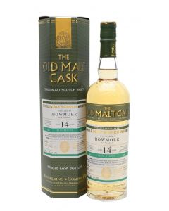The Old Malt Cask, Bowmore 14 Years, 70 cl. 50%
