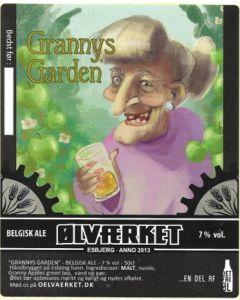 Ølværket - Grannys Garden 50 cl.
