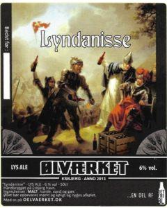 Ølværket - Lyndanisse 50 cl.
