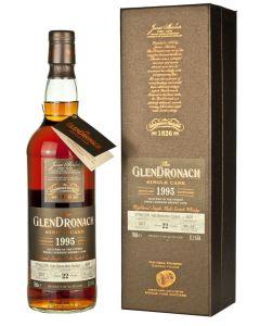 Glendronach 1995, Single Cask 4038, 22 Y.O. Batch 16, 70 cl. 55,1%