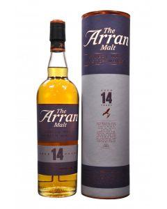 The Arran Malt, 14 Years 70 cl. 46%