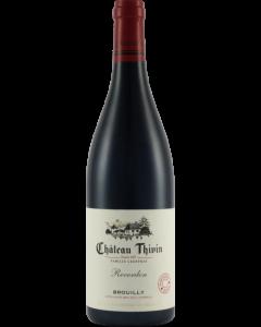 """Château Thivin, Brouilly """"Reverdon"""" 2018, 75 cl."""