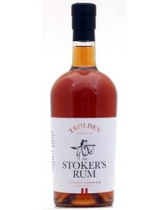 Trolden Distillery, The Stoker's Rum, 40% 50 cl.