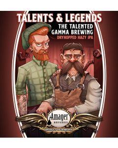 Amager Bryghus - Talents & Legends Gamma Brewing 33 cl.