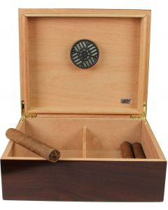 Humidor Mahogany finish