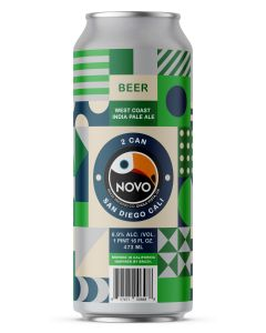 Novo Brasil Brewing Co. - 2Can 47,3 cl.