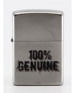 Zippo 100% Genuine