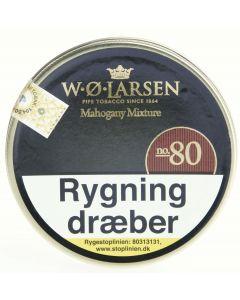 Selected Blend nr. 80 - W.Ø. Larsen Tobak 50g