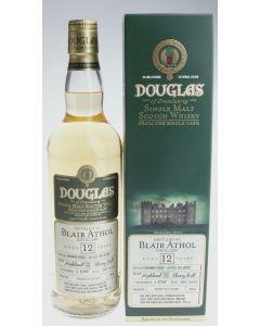 Douglas of Drumlanrig Blair Athol 1999 12 års. 70 cl.