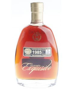 Oliver's Exquisito 1985, 40% 70 cl.