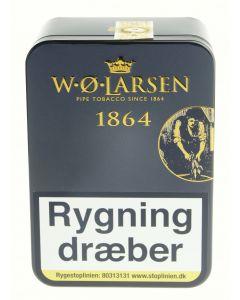 1864 - W.Ø. Larsen Tobak