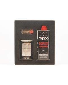 Zippo gaveæske m. lighter