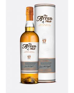 The Arran Malt, 17 Years 70 cl. 46 %