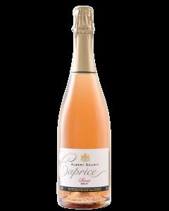 Albert Sounit, Caprice Rosé Brut, 75 cl.