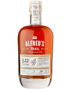 Alfred's Trail, Gualemala 5.12, 70cl. 45%
