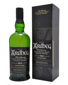 Ardbeg, TEN Years 70 cl. 46%