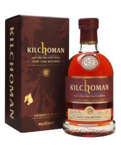 Kilchoman, Port Cask Matured, 50% 70 cl.