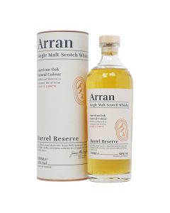 The Arran Malt, Barrel Reserve, 43% 70 cl.