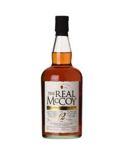 The Real McCoy, 12 Years Limited Edition, 46% 70 cl.