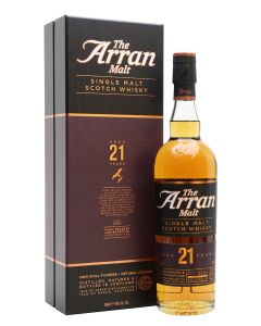 The Arran Malt, 21 Y.O.  46% 70 cl.