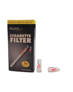 Atomic Cigaret Filter 24 stk