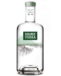 Source Vodka, 40% 70 cl.