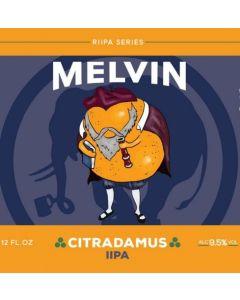 Melvin Brewing - Citradamus 35,5 cl.