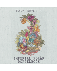 Fanø Bryghus - Imperial Forår 50 cl.