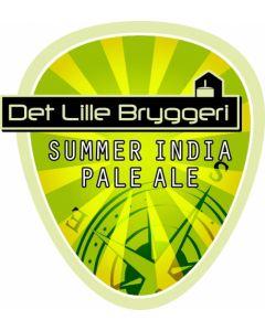 Det Lille Bryggeri - Summer India Pale Ale 50 cl.